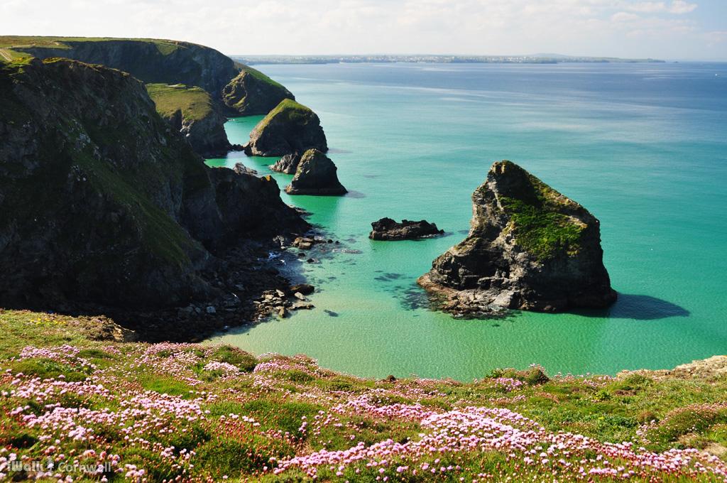 Coastal walks in Cornwall